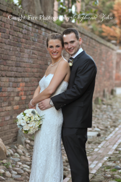 copyright Caught Fire Photography., Stephanie Zahn, Wedding photographer, Virginia photographer , Old town Alexandria,